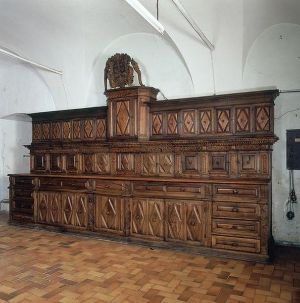 Meuble de sacristie (No 1)