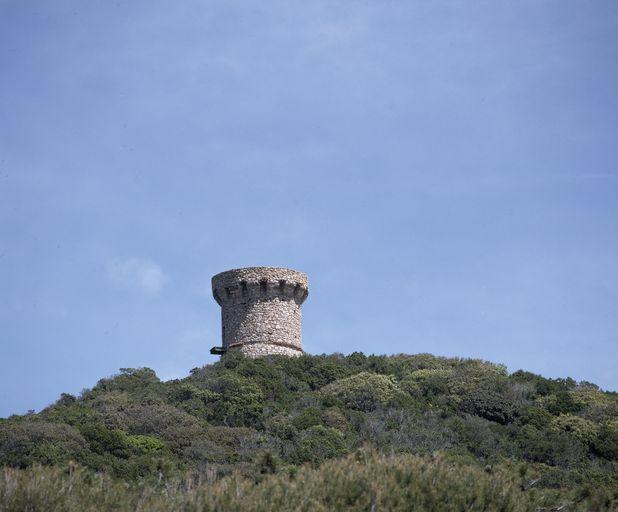 poste d'observation, tour génoise d'Isolella, tour 'di i sette navi'