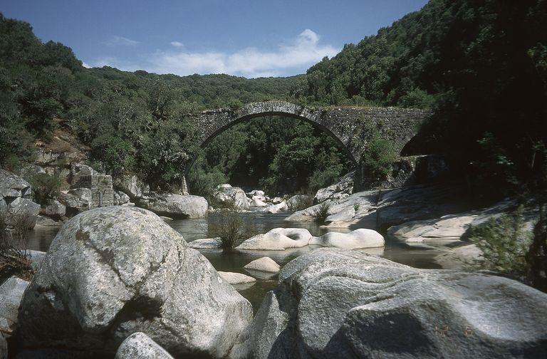 pont dit pont génois, dit Ponte Vecchiu