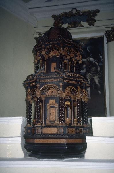 tabernacle (tabernacle architecturé)