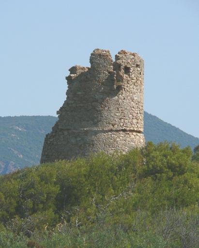 poste d'observation dit tour de Palmentoggio ou tour d'Ancone