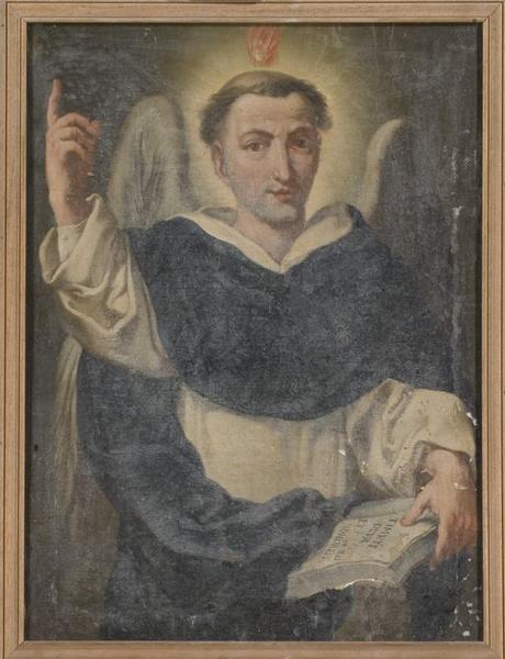 tableau : Saint Vincent Ferrier (No 1)