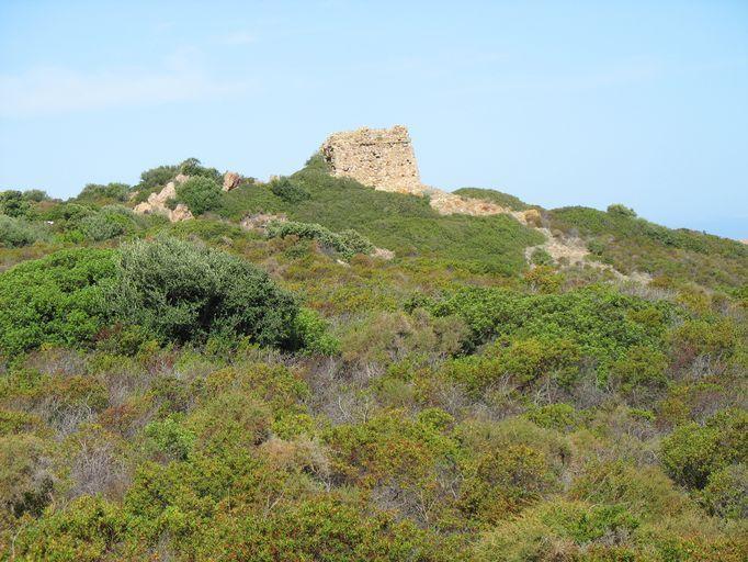 poste d'observation dit tour génoise de Cala Rossa, de Pianosa ou de Tremonti