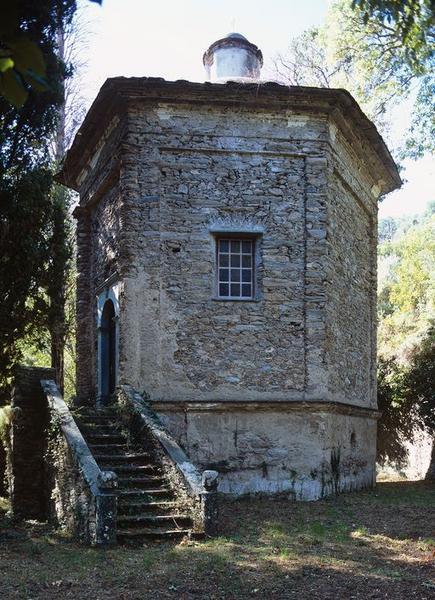 chapelle funéraire de la famille Battesti