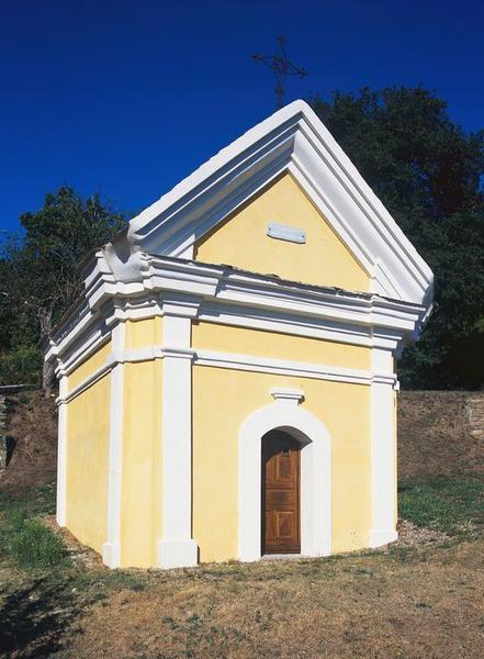 chapelle funéraire de la famille Angeli Sambuconi
