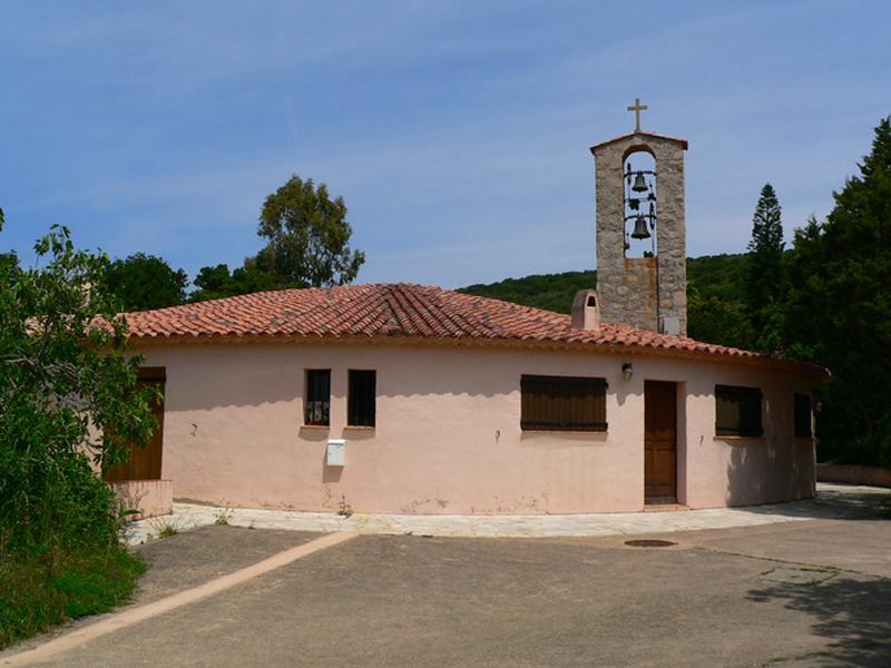 Église Sainte-Monique