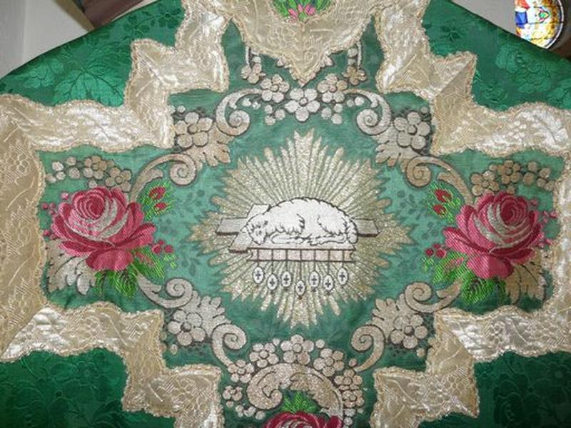 le mobilier de l'église paroissiale Saint-Jean-Baptiste