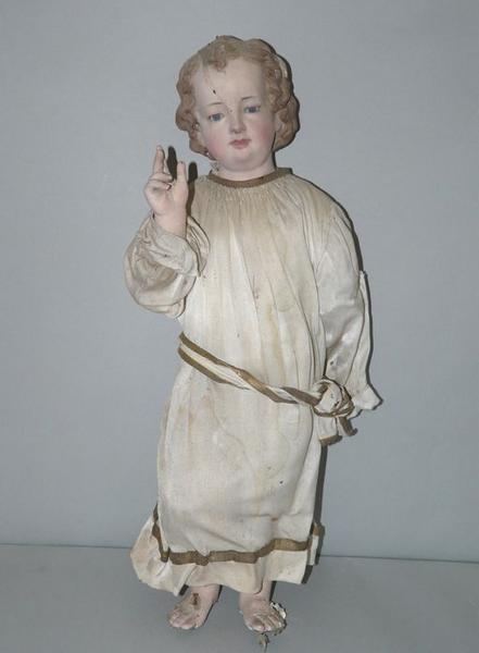 statue (statuette) : Enfant Jésus