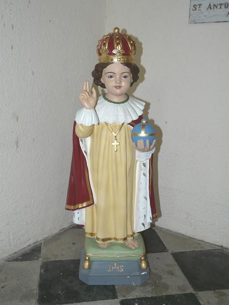 Statue : Enfant Jésus de Prague