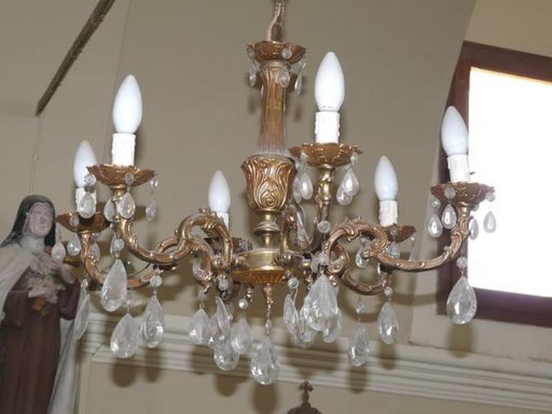lustre d'église