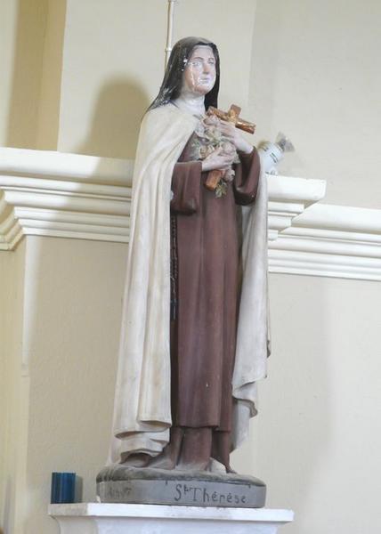 le mobilier de la chapelle Sainte-Marie