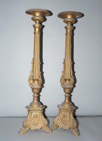 chandeliers d'autel (No 1)