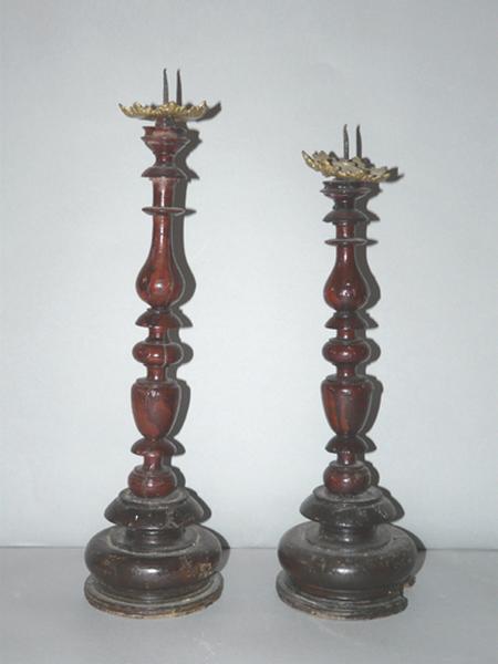 chandeliers d'autel No 9