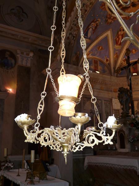 Lampe de sanctuaire No 1
