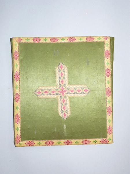 Bourse de corporal (ornement vert) No 7