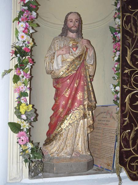 le mobilier de l'ancienne église de l'Assomption, actuellement église paroissiale Saint-Barthélémy