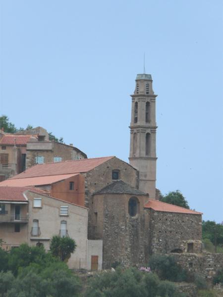 ancienne église de l'Assomption, actuellement église paroissiale Saint-Barthélémy