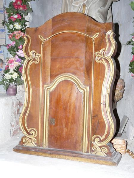 Autel secondaire de la Vierge