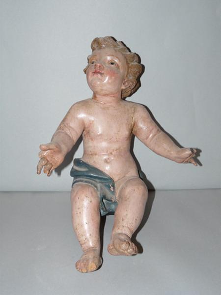 Statue : Saint Antoine et l'Enfant Jésus