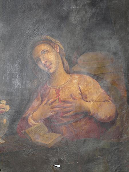 Tableau d'autel : Annonciation