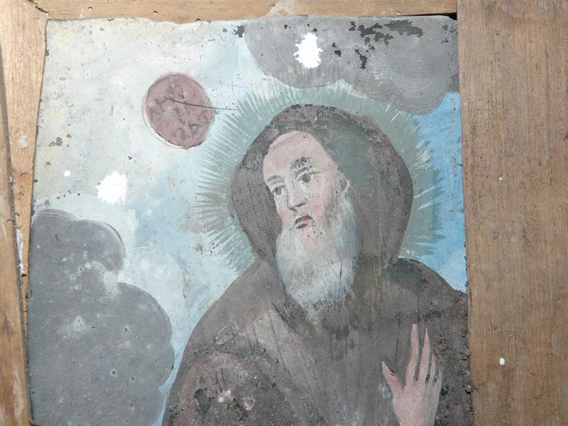 tableau : Saint Antoine abbé