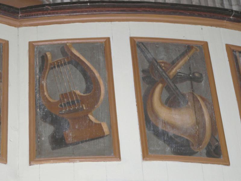 tribune d'orgue