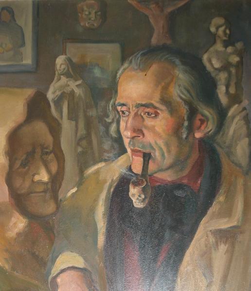 Tableau : Portrait de Damaso Maestracci