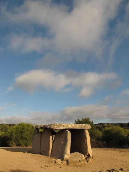 dolmen de Fontanaccia