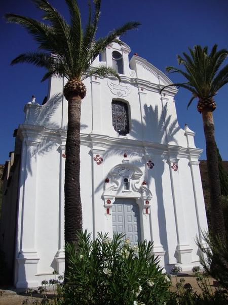 église de la Nativité de la Vierge dite Notre-Dame de Lazio