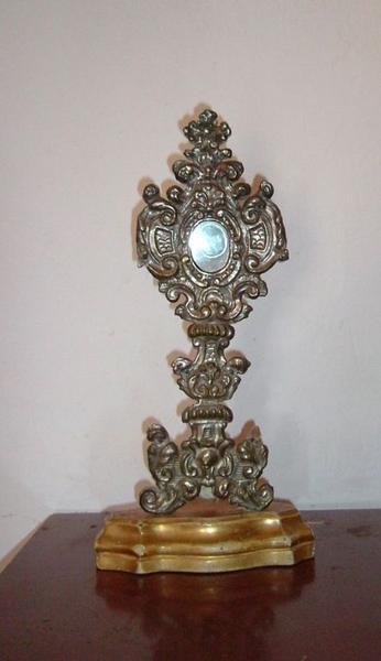 Reliquaire de saint Corneille et saint Cyprien