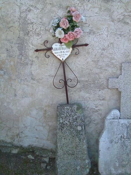 Croix funéraire de Réparate Romani