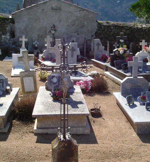 tombeau de Thérèse Luigi