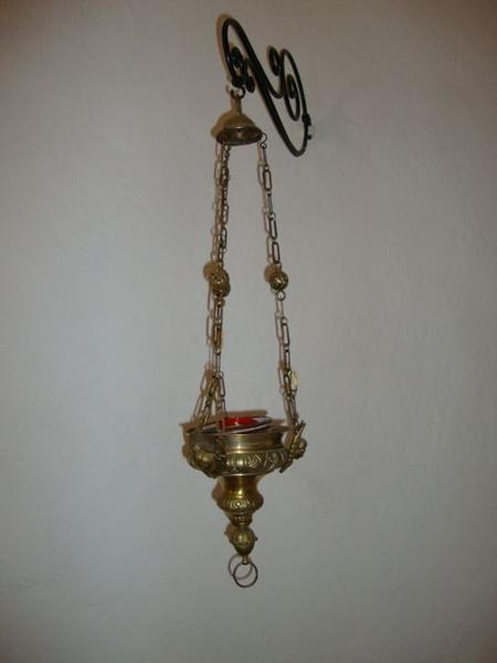 Le mobilier de la chapelle Saint-Corneille et Saint-Cyprien