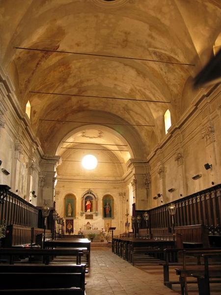 chapelle de confrérie Sainte-Croix