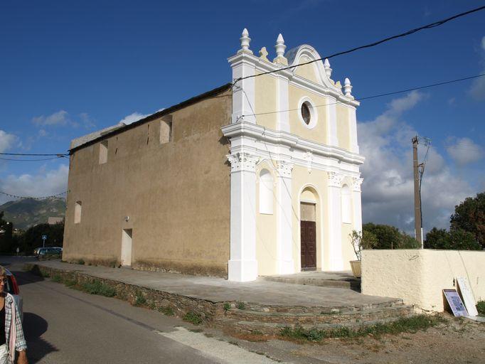 chapelle de pénitents Sainte-Croix, dite de l'Immaculée Conception