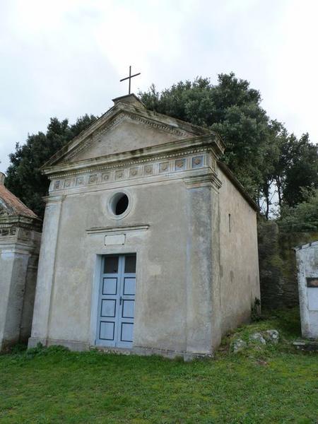 chapelle funéraire de la famille Etienne Filippi