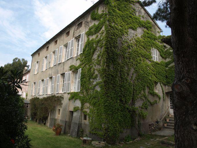 maison de notable de la famille Giovannetti