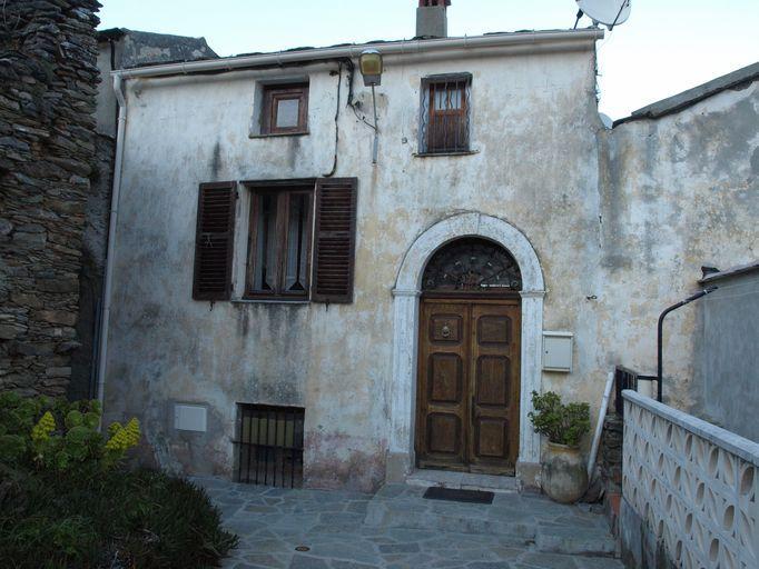 maison de la famille Polidori