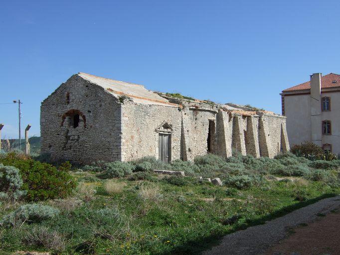 église de confrérie de pénitents Sainte-Marie-Madeleine, puis moulin à huile