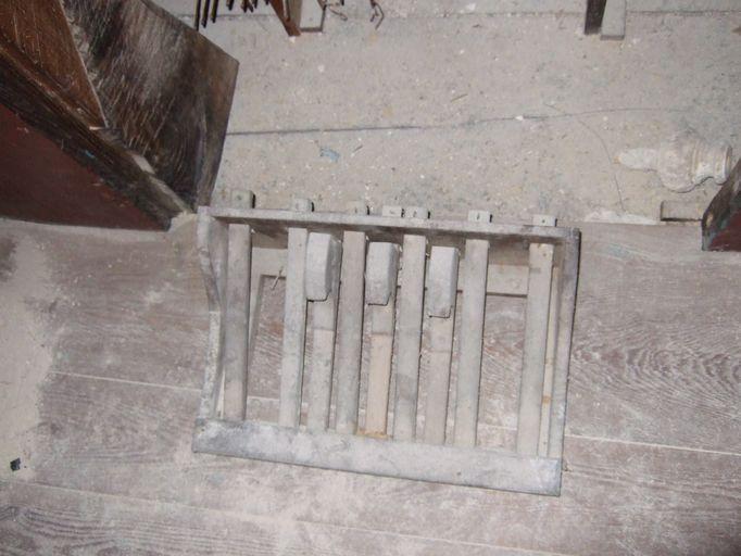 tribune d'orgue, orgue, buffet d'orgue