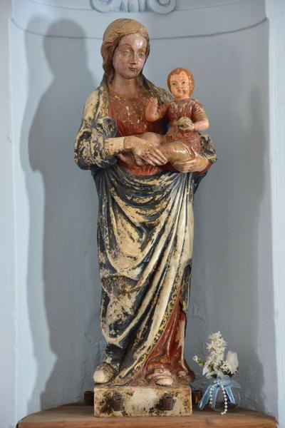 statue : Vierge à l'Enfant dite la Madonna di Grazie