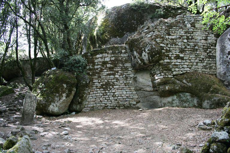 site archéologique de Capula