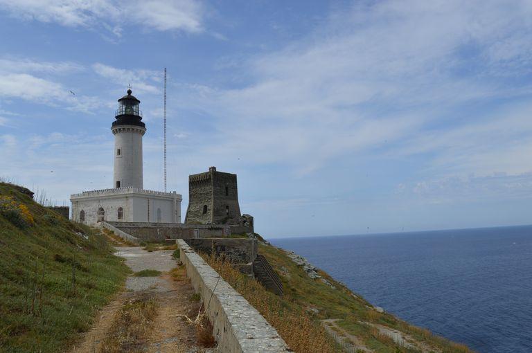 phare de la Giraglia, poste d'observation dit tour de la Giraglia