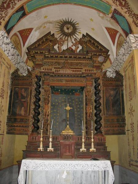 ensemble du maître-autel