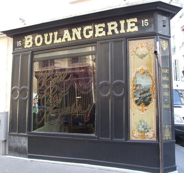 Façade rue de Saintonge