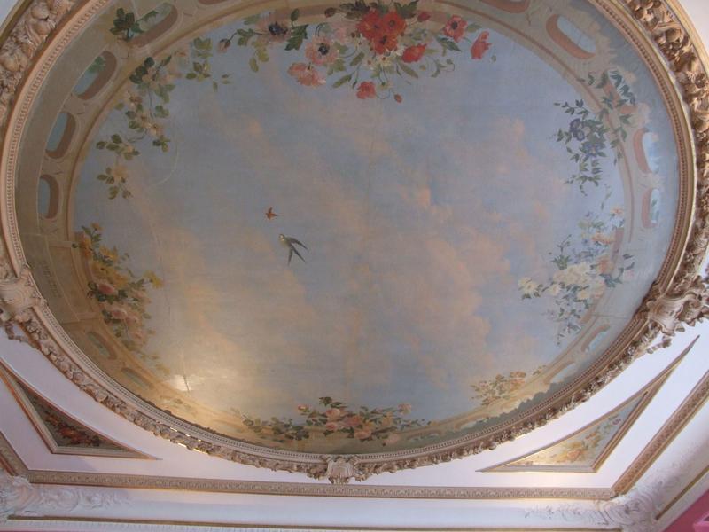 Décor intérieur : plafond
