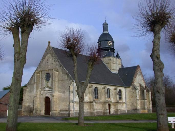 église paroissiale Saint-Eloi