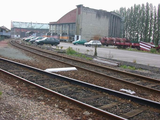 rotonde ferroviaire n° 2, type G