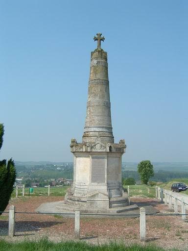 colonne Faidherbe, monument commémoratif de la guerre de 1870-1871