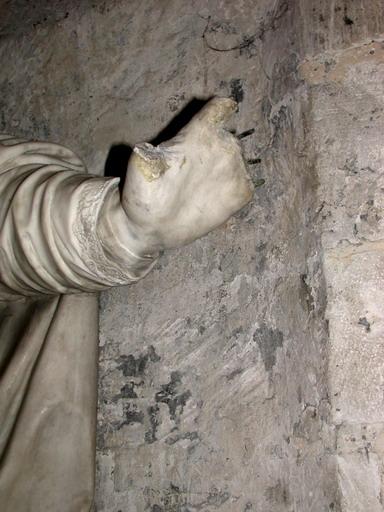 Monument funéraire (statue) de Monseigneur Toussaint de Forbin-Janson